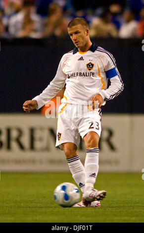 Nov 11, 2007 - Minneapolis, Minnesota, USA - DAVID BECKHAM during the game. (Credit Image: © Dave Brewster/Minneapolis - Stock Photo