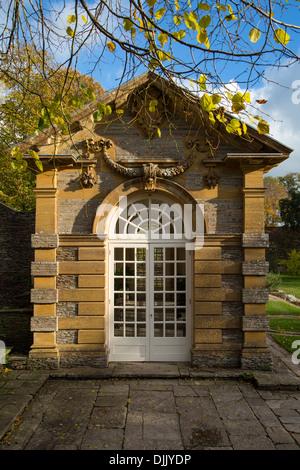 Hestercombe Gardens Near Taunton Somerset Uk