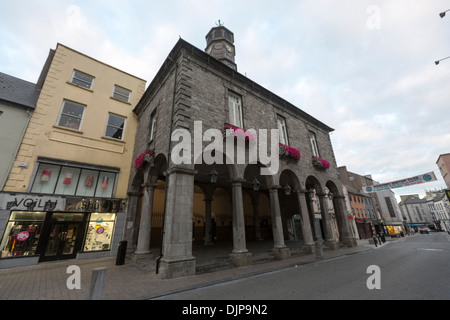 Kilkenny The Tholsel, High Street - Stock Photo