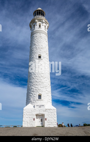 Cape Leeuwin Lighthouse, near Augusta, Western Australia, Australia - Stock Photo