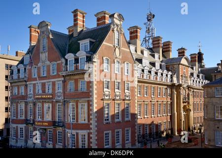 Cedar Court Grand Hotel & Spa, York, Yorkshire, England, United Kingdom, Europe - Stock Photo