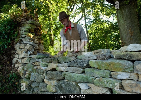 Dry Stone Walling for beginners - a video production by ...