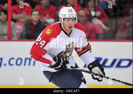 Oct. 18, 2011 - Washington Dc, District of Columbia, United States of America - Verizon Center NHL game action. - Stock Photo