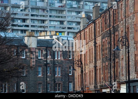 Leith, Edinburgh, Scotland, UK, Europe - Stock Photo