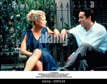 Alison Eastwood John Cusack Midnight In The Garden Of Good And Evil Stock Photo Royalty Free