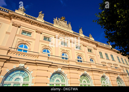 Albertina, Vienna, Austria, Europe - Stock Photo