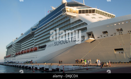 A tight squeeze for £500m cruise ship: Celebrity ...