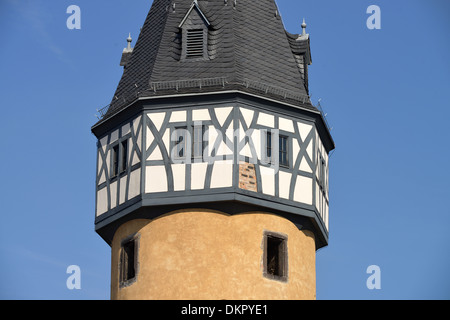 Bockenheimer Warte, Frankfurt am Main, Hessen, Deutschland - Stock Photo