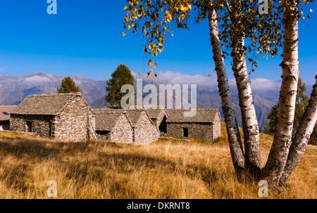 stone house steinhaus rustico sonogo valle verzasca valley ...