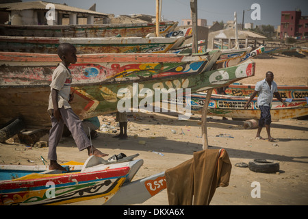Dakar, Senegal - Stock Photo
