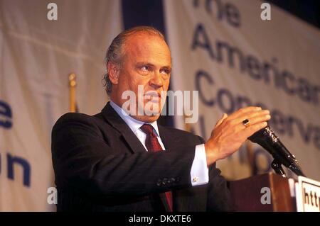 Feb. 22, 1996 - K4029JKEL.23RD ANNIVERSARY COSERVATIVE POLITICAL ACTION.02/22/1996. JAMES M KELLY/    1996.FRED - Stock Photo