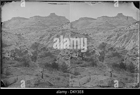Escalante Creek. Waterpocket Canyon, similar to 583 but is better photo. Old nos. 335, 384, 710. 517926 - Stock Photo