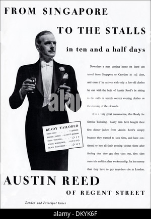 1930s Original Vintage Magazine Advertisement Advertising Schweppes Stock Photo Alamy