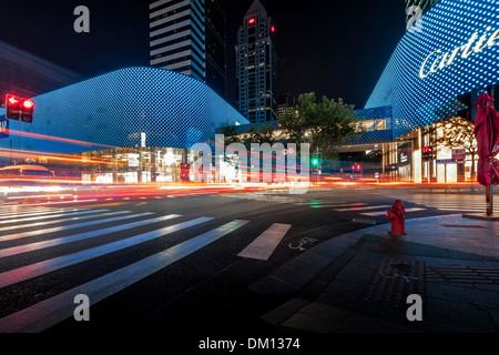It is a shot of hong kong traffic night stock photo - Apple store victoria gardens appointment ...