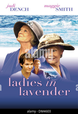 LADIES IN LAVENDER (POSTER) (2004) CHARLES DANCE (DIR) MOVIESTORE COLLECTION LTD - Stock Photo
