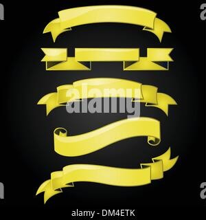 Banners - Stock Photo