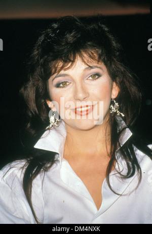KATE BUSH  English pop singer about 1985 - Stock Photo