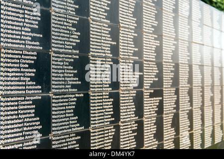 Kigali Genocide Memorial Centre Rwanda Africa - Stock Photo