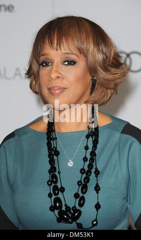 Beverly Hills, California, USA. 11th Dec, 2013. Gayle King in attendance for The Hollywood Reporter's 22nd Women - Stock Photo
