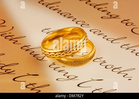 Wedding Rings - John Gollop