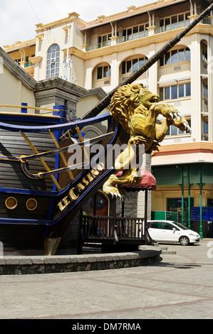 Le Casino, Port Louis, Mauritius. - Stock Photo