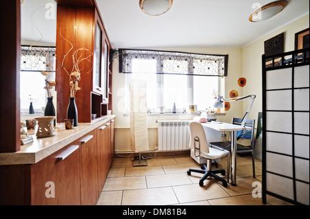 Interior Cosmetic Salons Stock Photo 64100938 Alamy