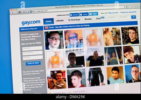 web gay chat