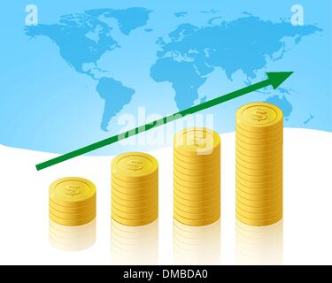 Increase business - Stock Photo