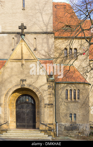 Church Porch - Stock Photo