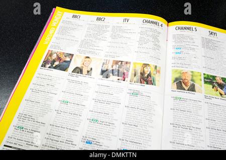 4 Tv Guide
