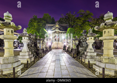Narita Shrine in Narita, Japan. - Stock Photo