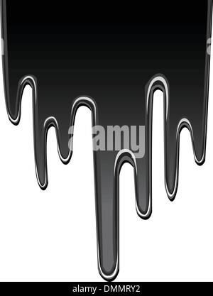 dripping oil - Stock Photo