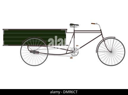 Indian rickshaw. - Stock Photo