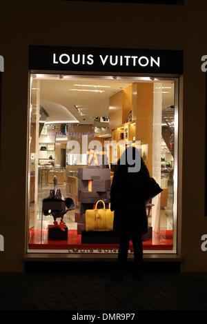 Louis Vuitton Shoes In Asian Shops