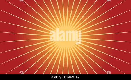 Powerful Blast - Stock Photo