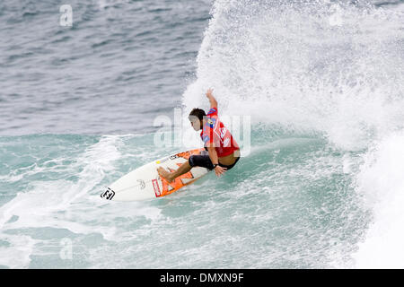 Mar 02, 2006; Snapper Rocks, Coolangatta, Queensland, AUSTRALIA; Former ASP world number two ranked surfer Australian - Stock Photo