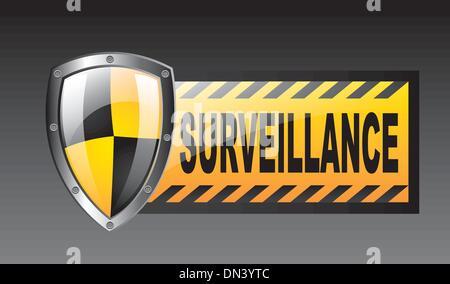 surveillance - Stock Photo