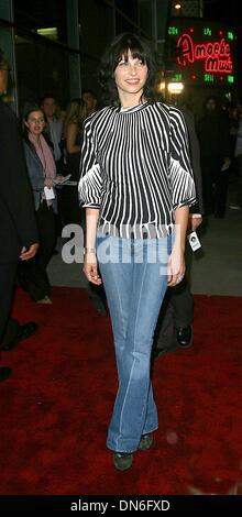 Oct. 22, 2002 - Hollywood, CALIFORNIA, USA - SCARLETT CHORVAT..JACKASS THE MOVIE - WORLD PREMIERE.ARCLIGHT THEATER, - Stock Photo