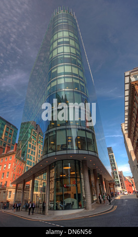 Manchester Kyrocera Office building England UK - Stock Photo