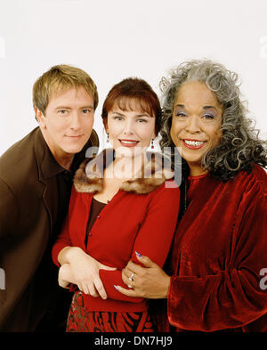 Aug. 19, 1999 - K17803CM.TOUCHED BY AN ANGEL.TV-FILM STILL.SUPPLIED BY    ROMA DOWNEY.DELLA REESE.JOHN DYE(Credit - Stock Photo