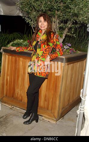 Apr. 20, 2002 - Beverly Hills, CALIFORNIA, USA - K24810AG: VOGUE TAKES BEVERLY HILLS.TURNING LEAF WINE TASTING.L'ERMITAGE - Stock Photo