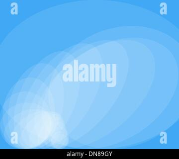 Abstract futuristic vector background. Eps 10 - Stock Photo
