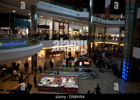 west quay shopping centre southampton hampshire england - Stock Photo