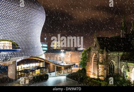 Selfridges in St. Martins Square, at The Bullring Shopping Centre, Birmingham, England, UK - Stock Photo