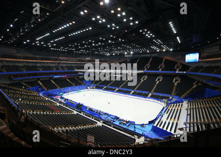 Saitama Super Arena, Saitama, Japan. 20th Dec, 2013. (L to R) Mao Stock Photo, Royalty Free ...