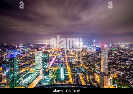 Frankfurt Germany - Stock Photo