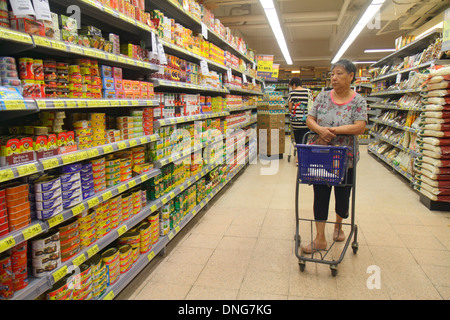 China, Hong Kong, HK, Asia, Chinese, Oriental, Island, North Point, King's Road, ParknShop Superstore, grocery store, - Stock Photo