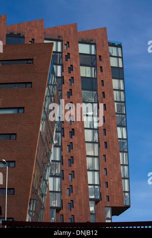 New apartment development, New Islington, Ancoats ...