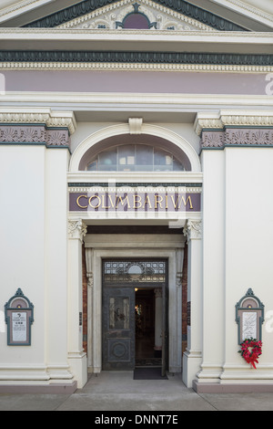 neptune society columbarium of san francisco. architect: bernard