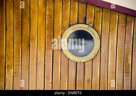 porthole - Stock Photo